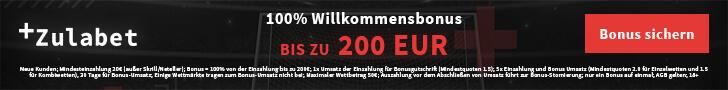 Zulabet Sport Bonus Banner